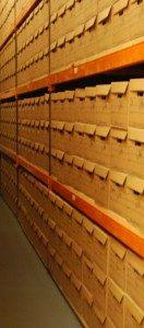 Off Site Document Storage Sligo