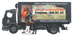 Mobile Onsite Document Shredding