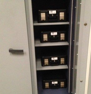 Data Tape Collection & Rotation